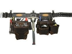 mcguire nicholas leather tool belt