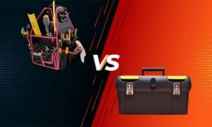 tool bag vs tool box