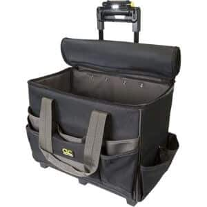 Clean A Rolling Tool Bag