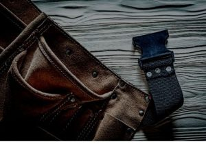 How to Soften Leather Tool Belt