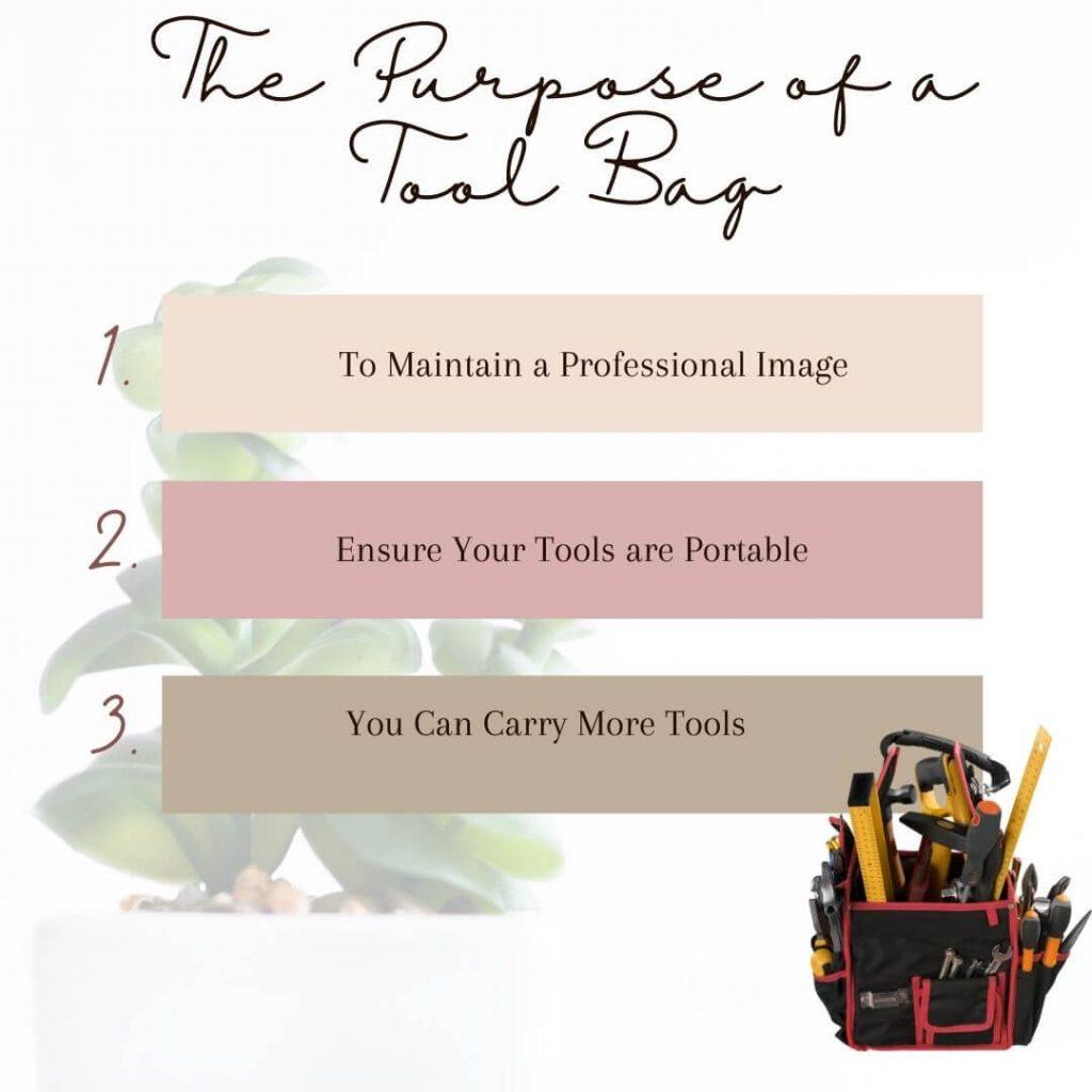 The Purpose of a Tool Bag