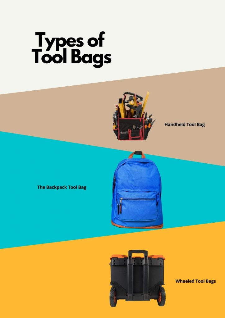 Types of Tool Bags