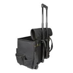 rolling tool tote