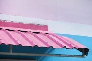 Aluminium for metal roofing