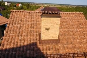 Cement Tile Roofing