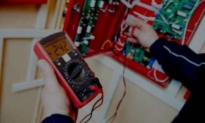 How to Use a Voltage Tester on a Light Switch