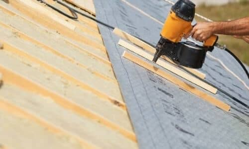 Use A Roofing Nailer for Siding
