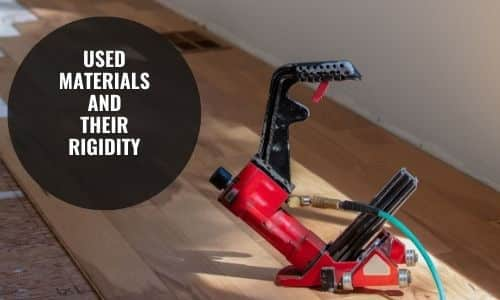 Used Materials for nailer