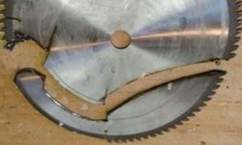 Create a Knife from Saw Blade Guide