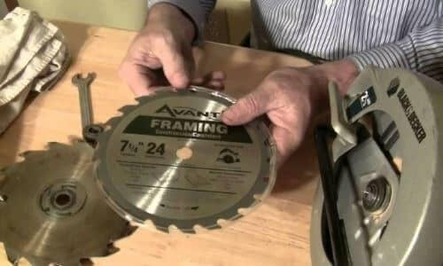 How To Change Circular Saw Blades