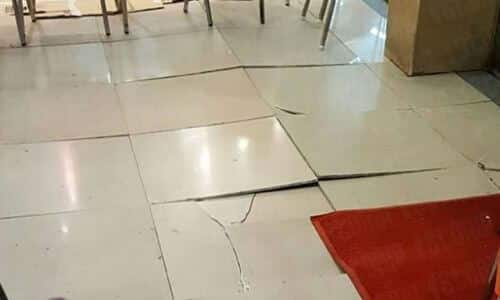 How To Fix Ceramic Tile Popping out