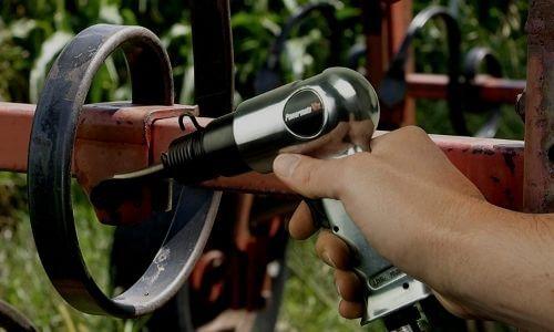 How an air hammer work