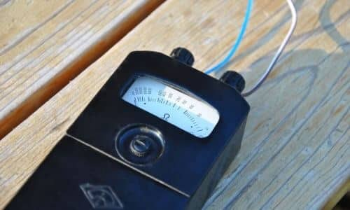 Thermal Fuse Using Ohmmeter