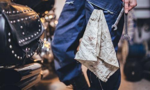 Mechanics Rags