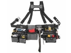bucket boss mullet buster tool belt
