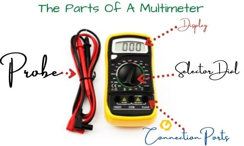 The Parts of a multimeter