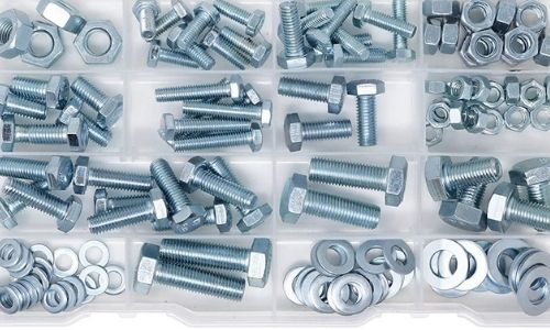 Using Matching Nuts and Bolts