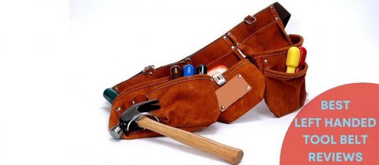 Best Left Handed Tool Belt