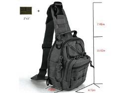 Boxuan Single Strap Tactical Bag