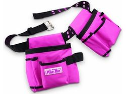 The Original Pink Box Tool Belt